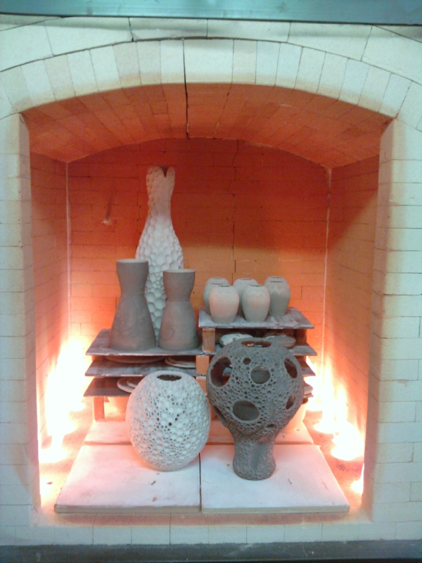 Kiln Dates: Community Bisque Wednesday, October 4th – Monday, October 9th, fired by Marnia/Sunny; Community Glaze Monday, October 23rd – Friday, October 27th, fired by Jeanne