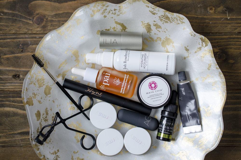 Inside My Beauty Bag — kimmyp