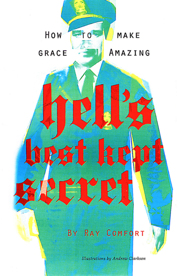 Last Days Magazine – Hells Best Kept Secret – art direction and illustration