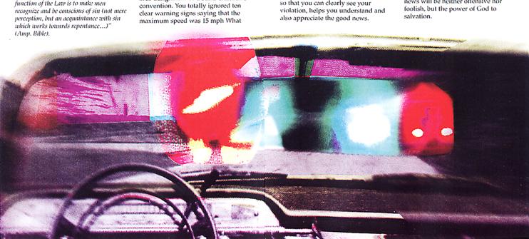 Last Days Magazine – How To Make Grace Amazing - art direction and illustration.