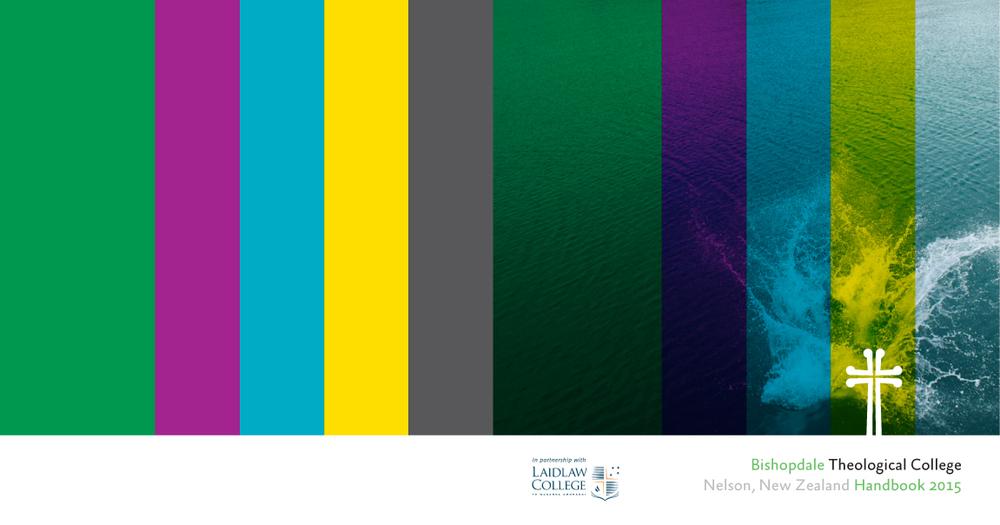 Bishopdale Theological College – Handbook Design 2015