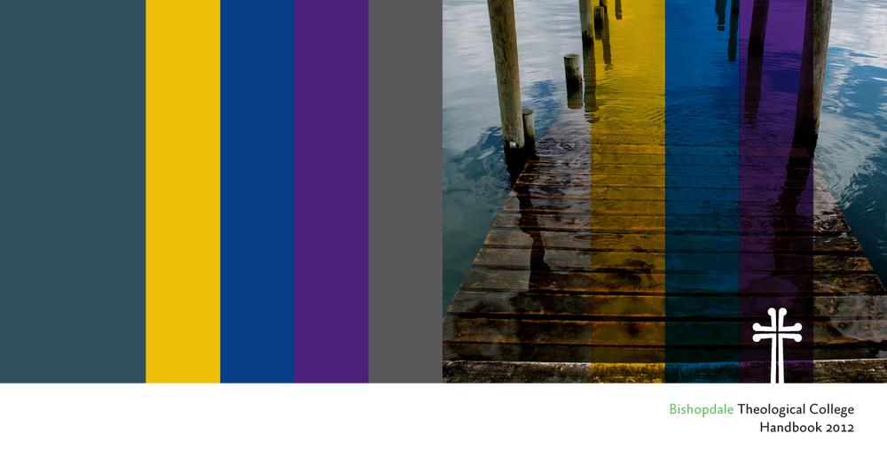 Bishopdale Theological College – Handbook Design 2012