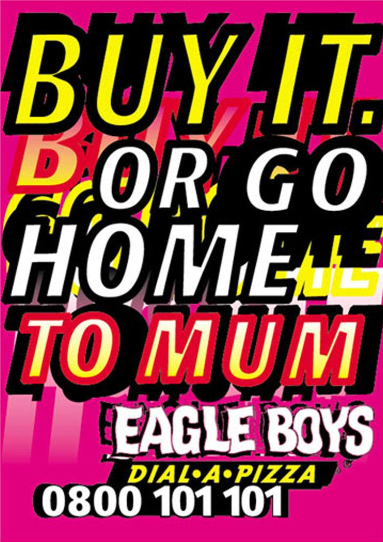 Eagle Boys Pizza – Metrolite poster (1 of 2).