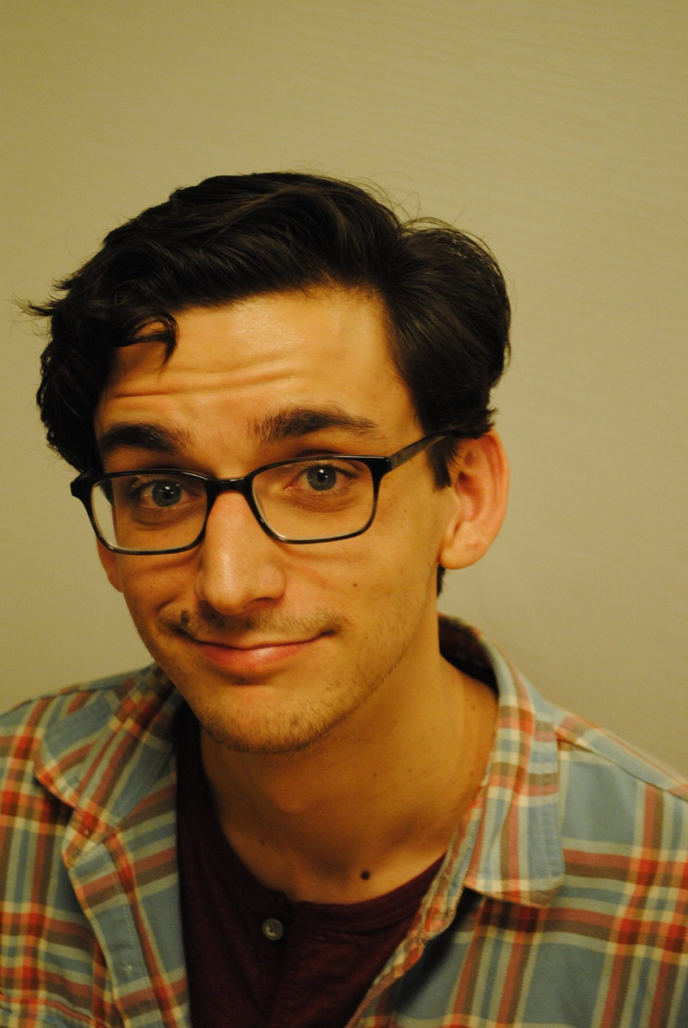 John Goodman - Company MemberJohn Goodman is a performer and web developer currently living in Brooklyn. His performing background is mostly comedy and improv, and he's worked with the Brouhaha Theatre Project since the beginning on R&D: a nightmare in three flowcharts.