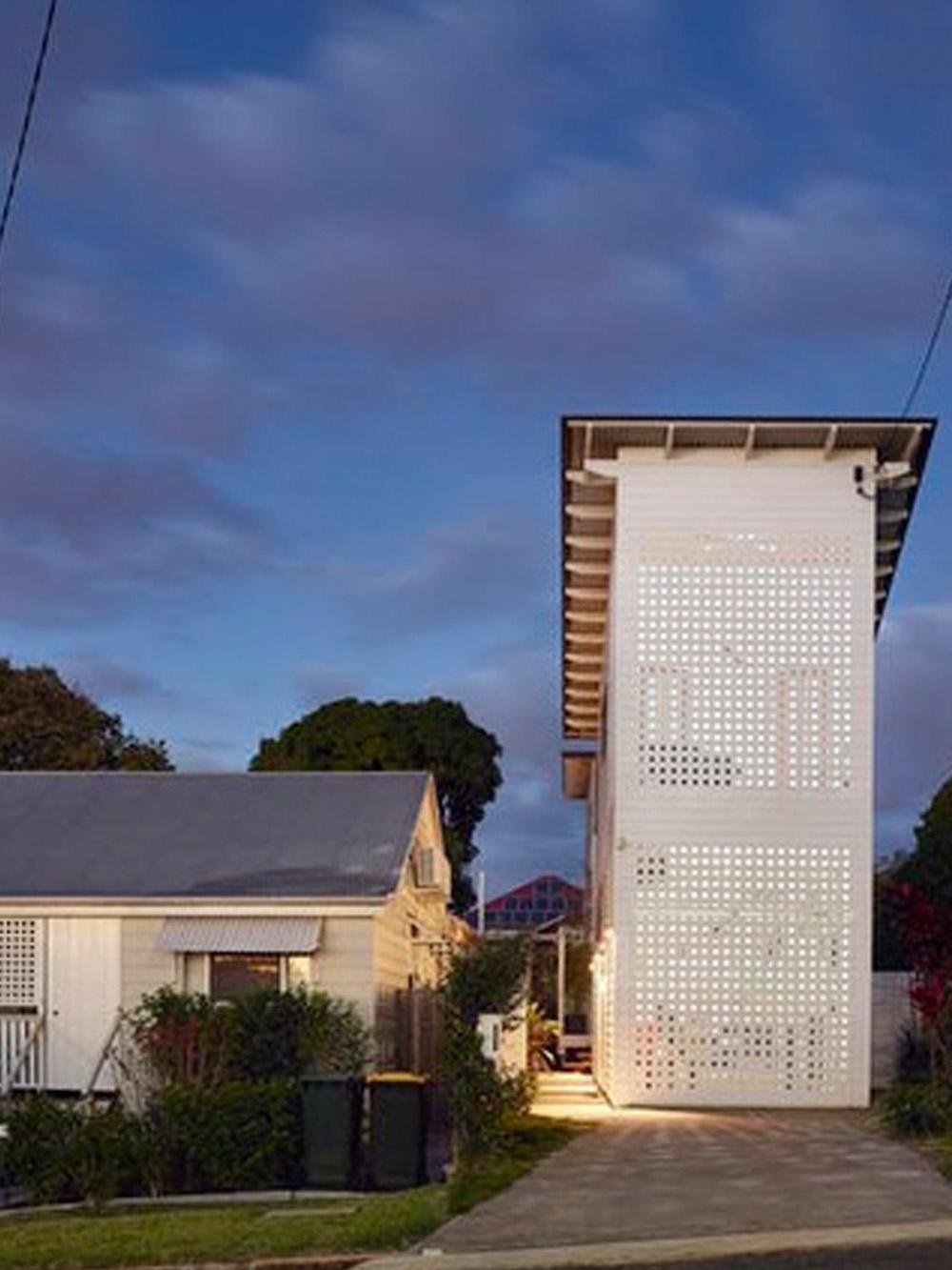 Flexible Dwelling: Two Pavilion House, Kirsty Voltz & David Toussant