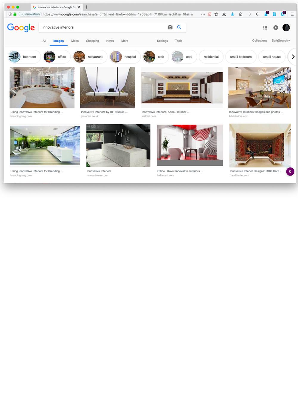 Innovative Interior (website image)