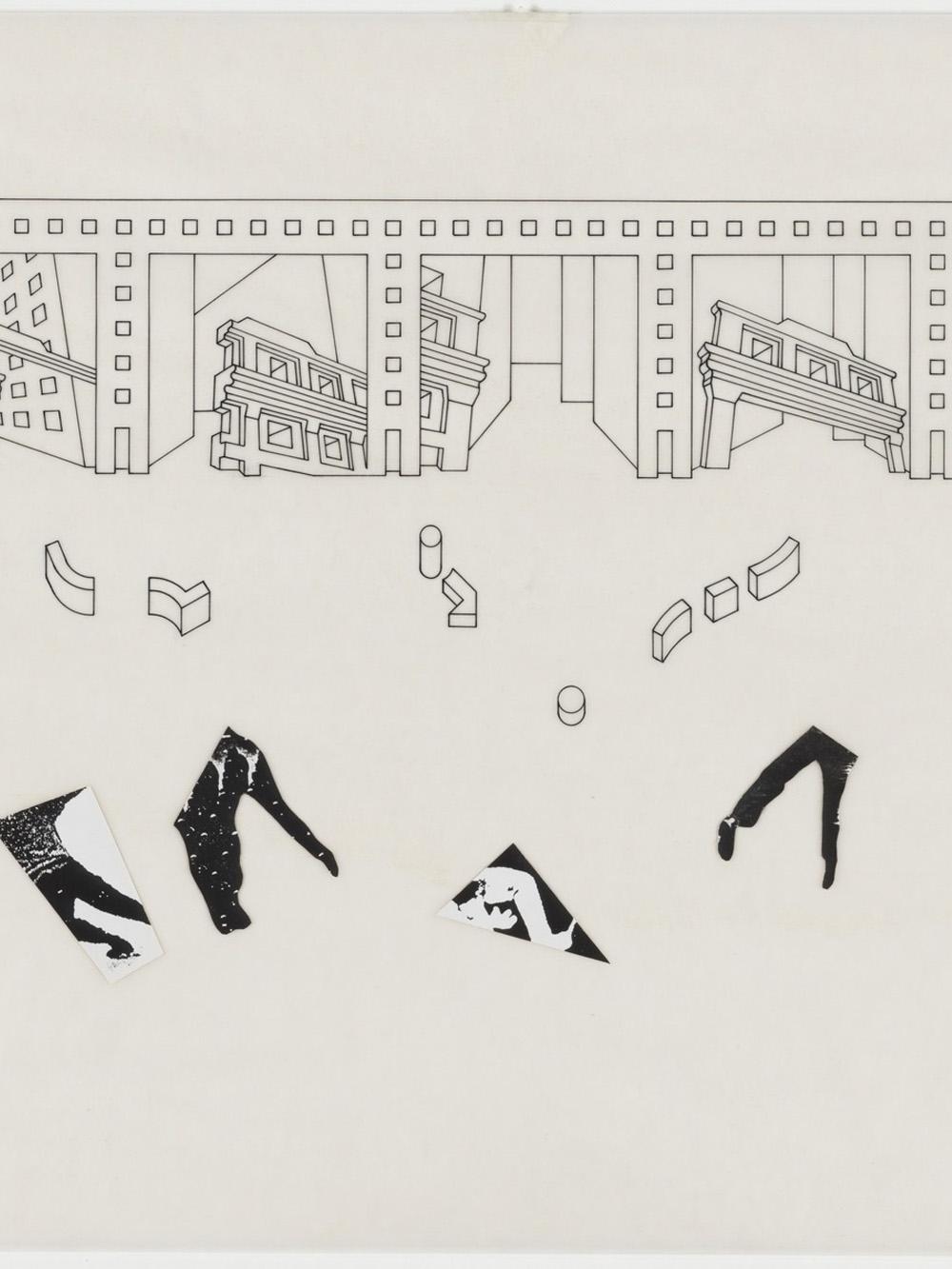 Bernard Tschumi, The Manhattan Transcripts Episode 4: The Block 1980-1981
