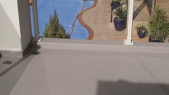 Waterproof Decking