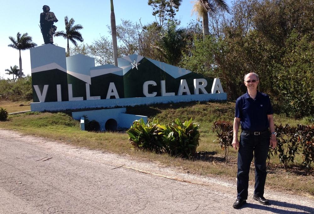 Stan entering Villa Clara province, Cuba