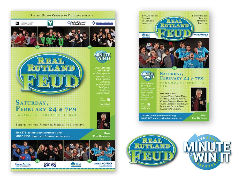 Rutland Feud fundraiser event