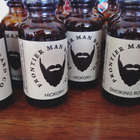 Frontier Man Beard Co.
