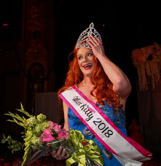 MISS KITTY 2018: Miss Oklahoma, Dusty Fields - TOM ANDERSON