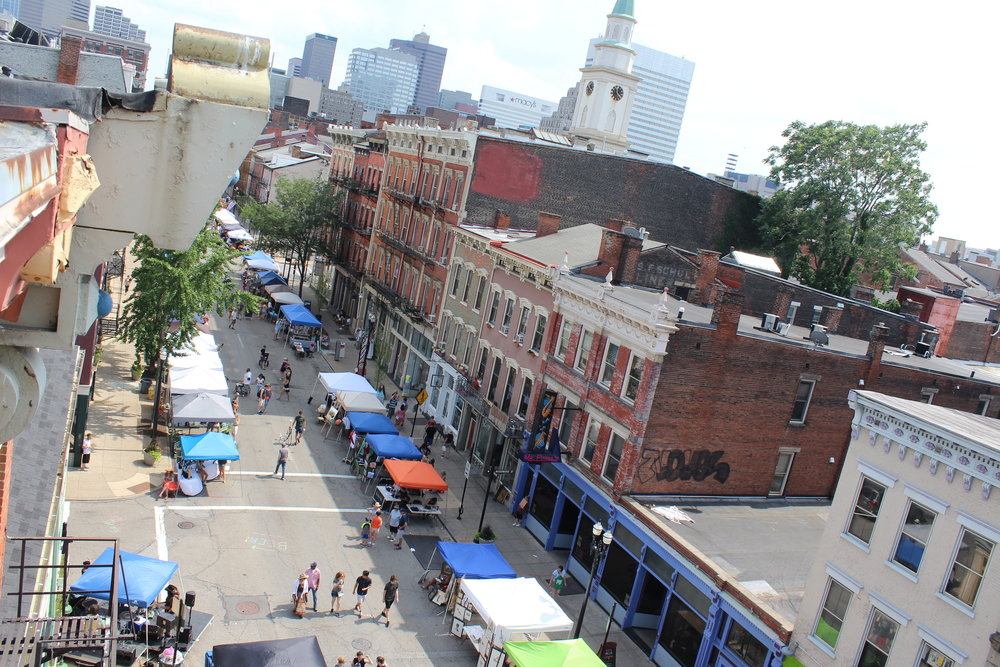 Main Street, OTR