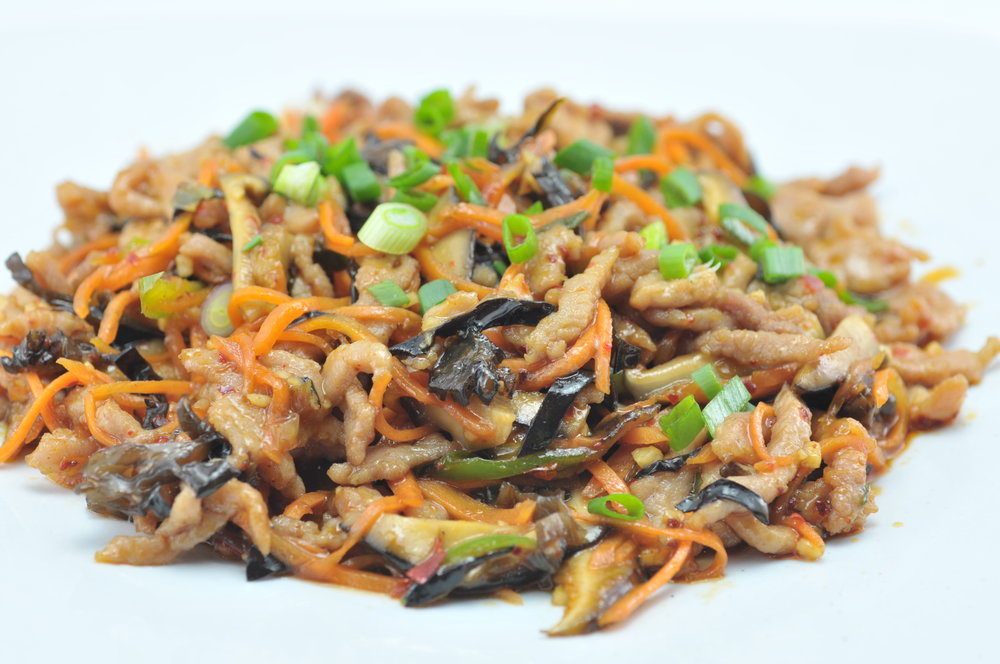 Chilli Sliced Pork