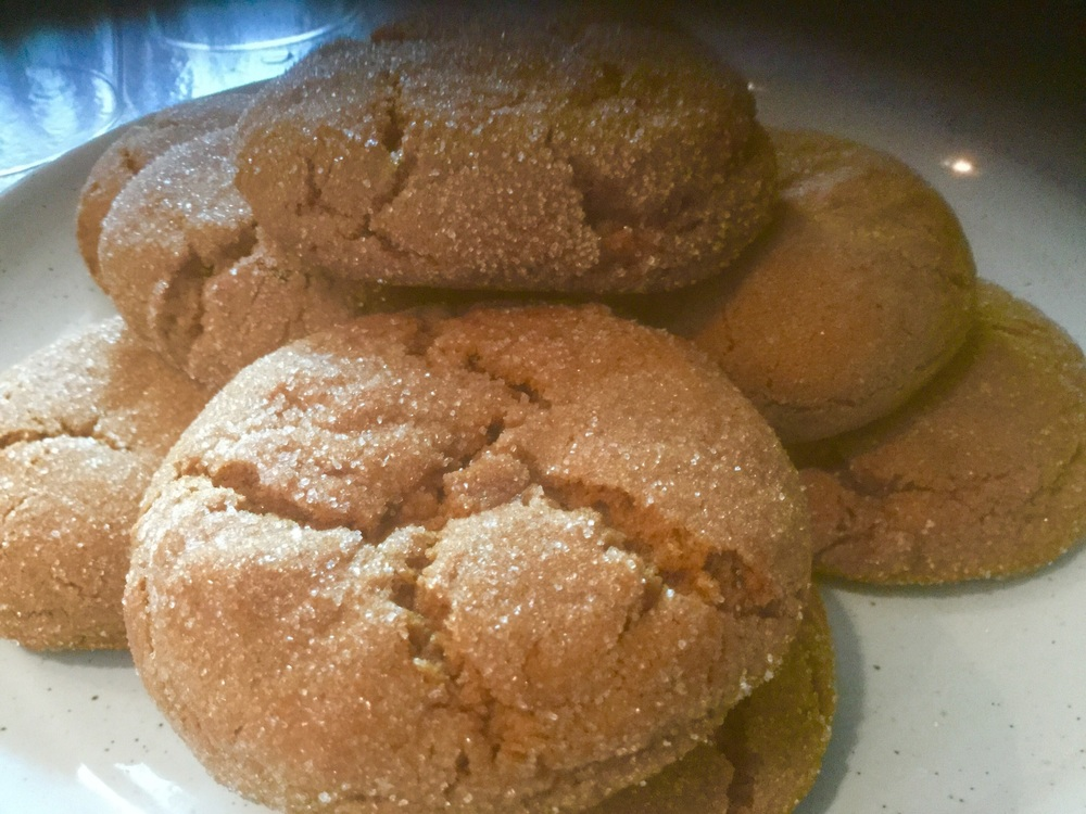 Gingerbread Sparkles