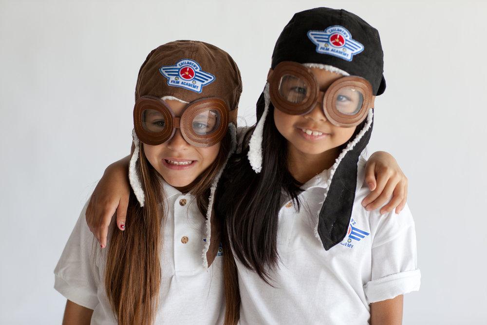 Children's Aviator Caps $25