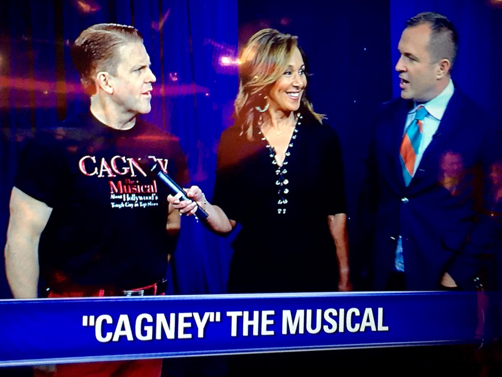 CAGNEY on Good Day New York, Fox5