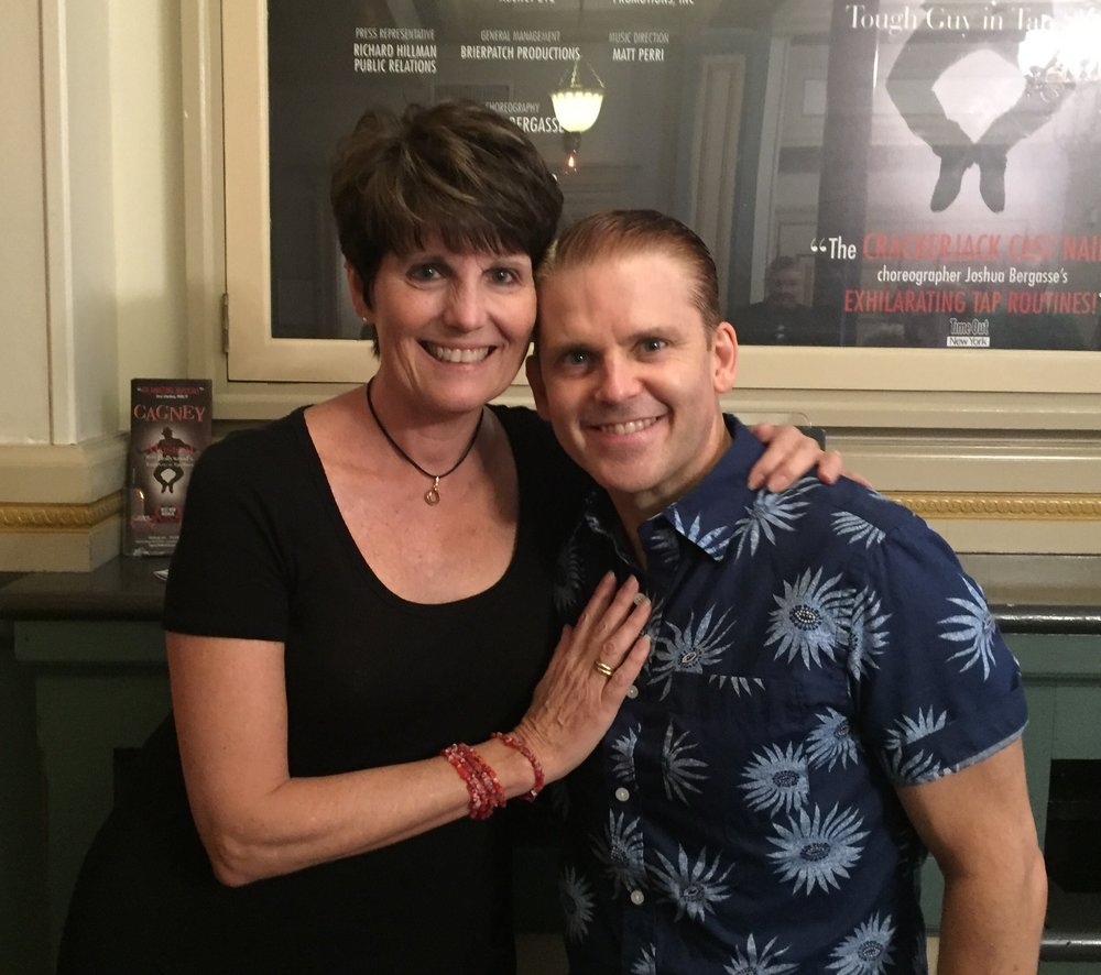 Lucie Arnaz with Robert Creighton
