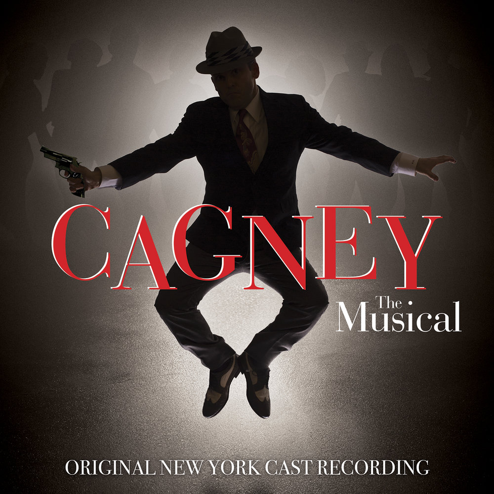 Artwork for the the CAGNEY Original New York Cast Album