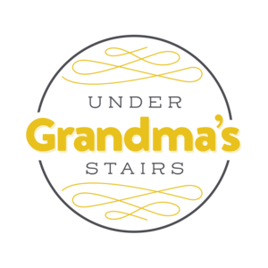 UNDER GRANDMA'S STAIRS