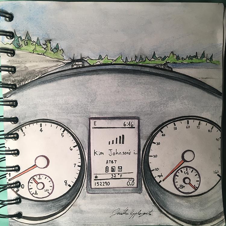 VW Dashboard drawing by Jonathan Applegate Future Drawn.jpg