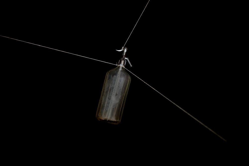 #2: 1992: Soda syphon.