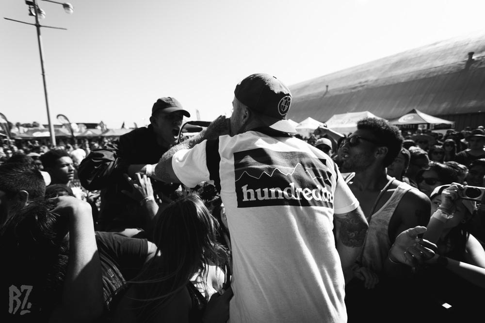 Hundredth   Warped Tour