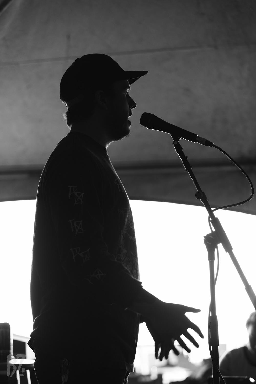 Trey The Ruler   Warped Tour