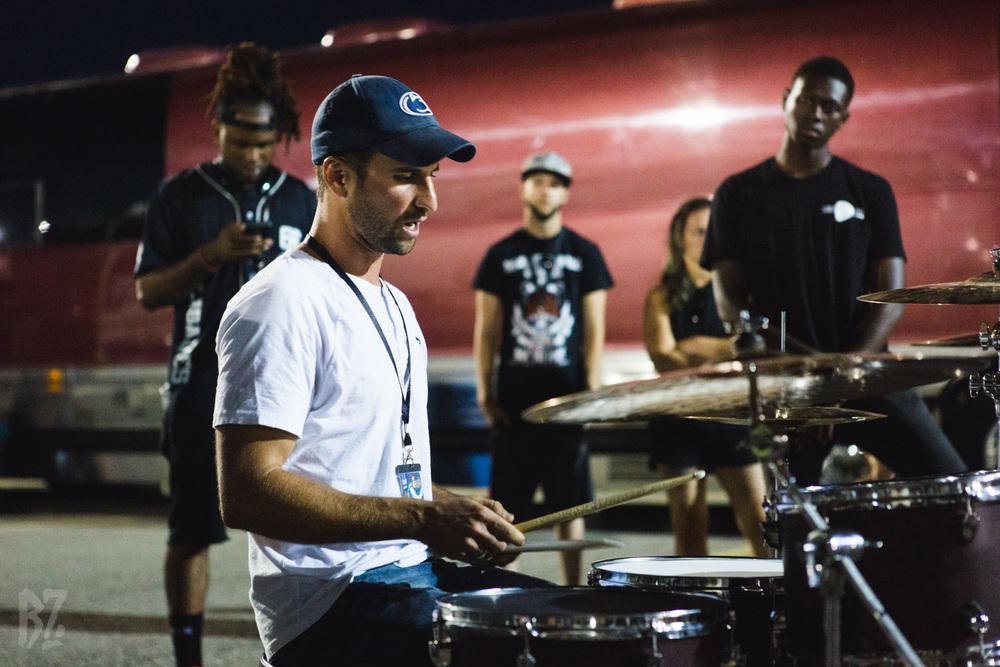 Drum Clinic   Warped Tour