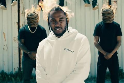 Kendrick Lamar, A.K.A. K-Dot.