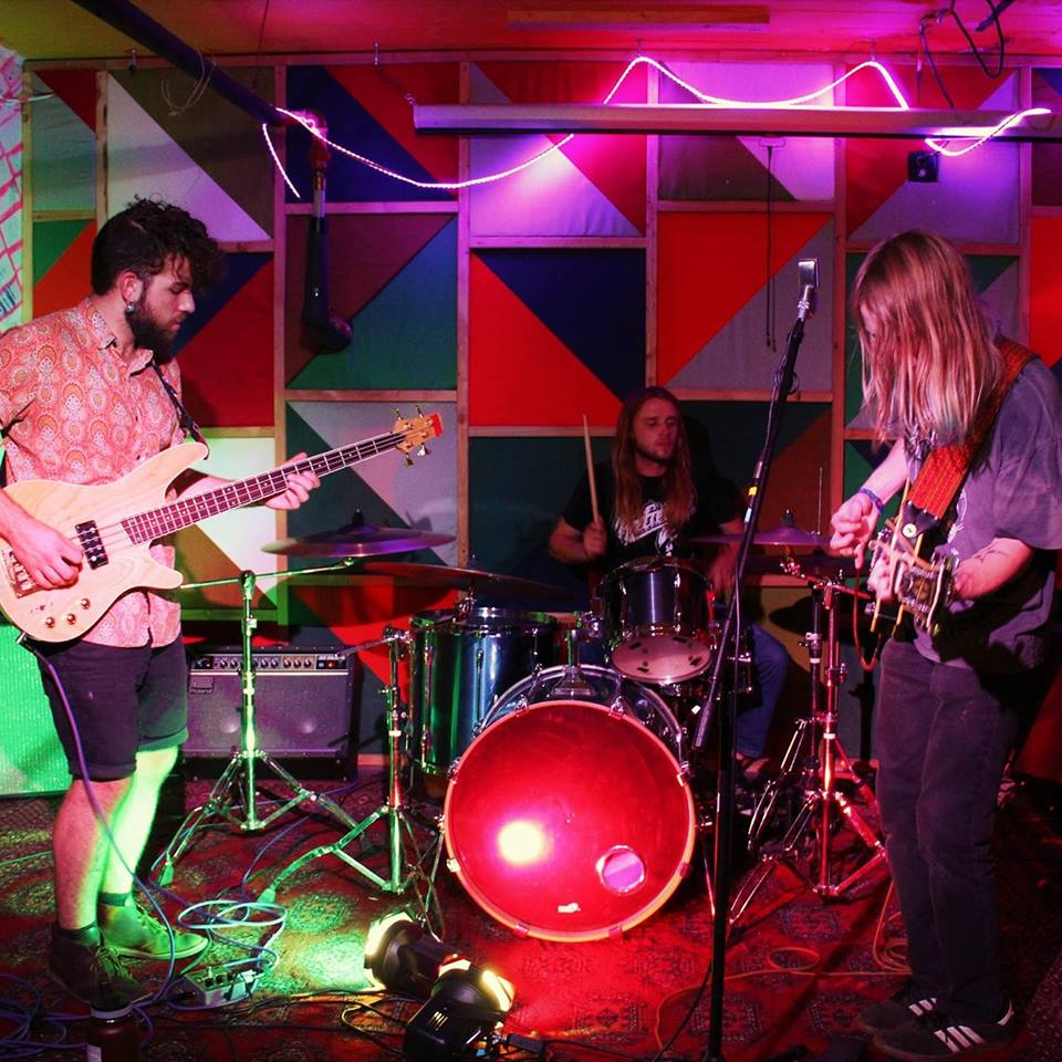 Power psych rock pop trio from the Missoula valley.