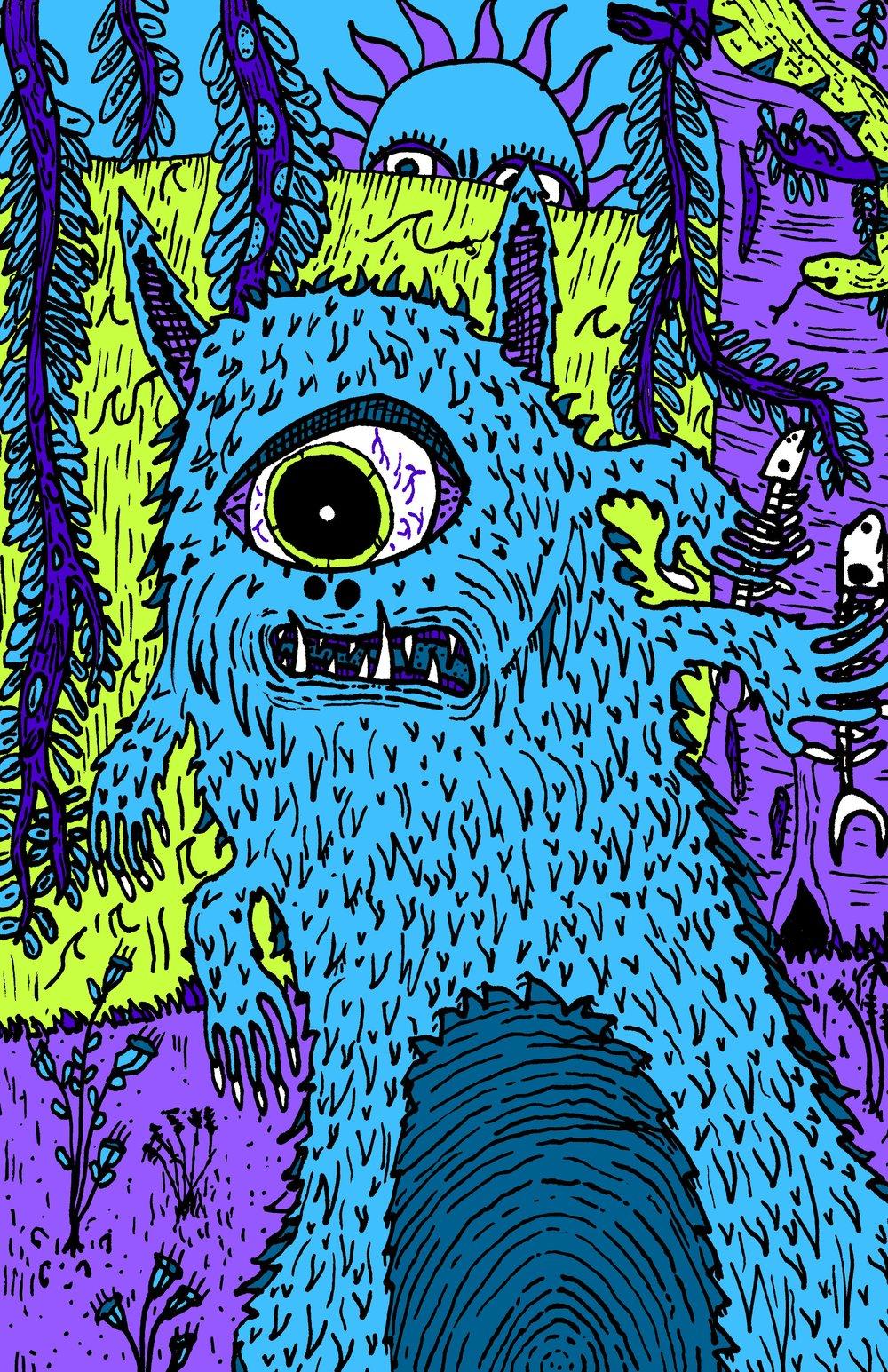 11x17 poster jungle monster.jpg