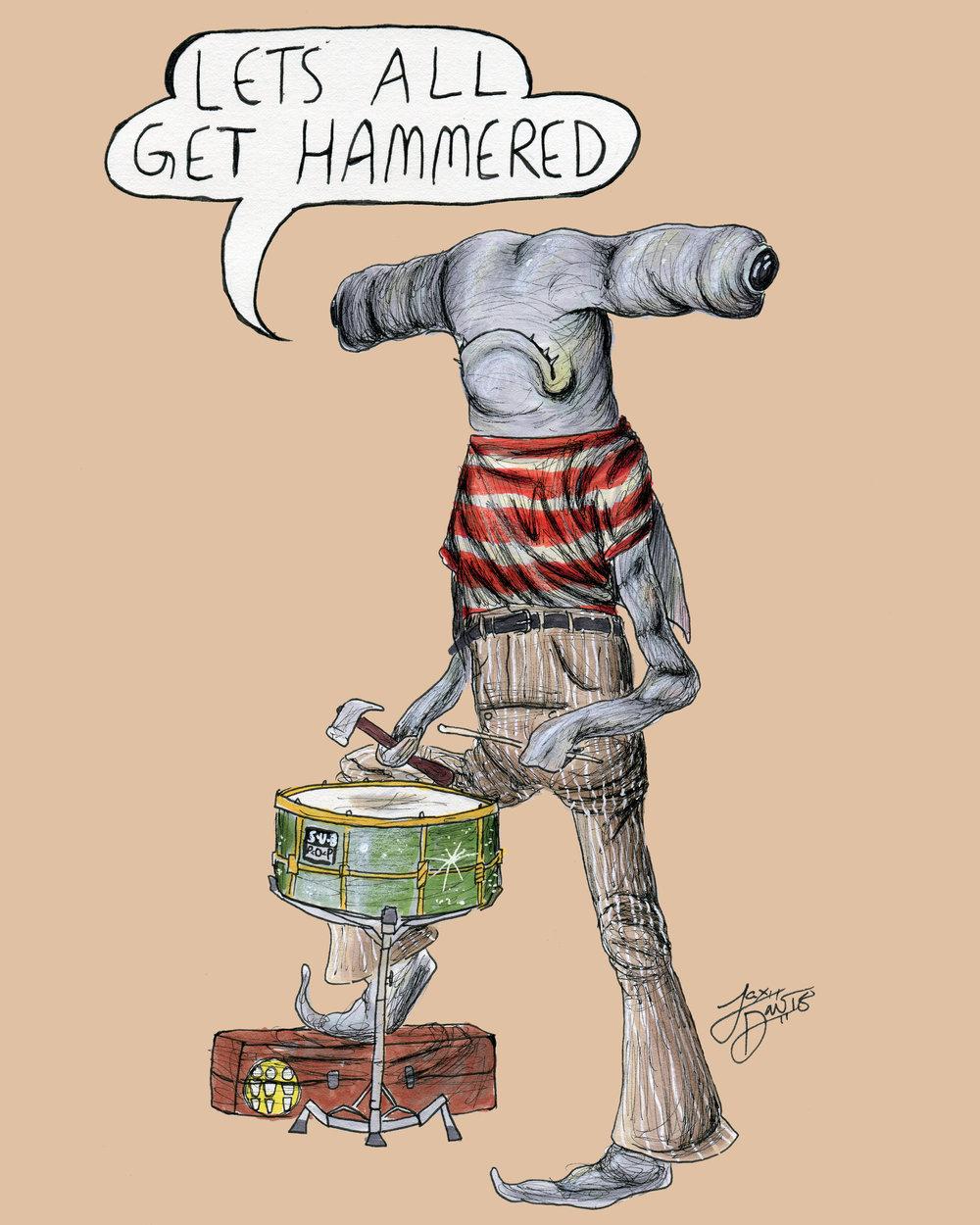 Lets All Get Hammered