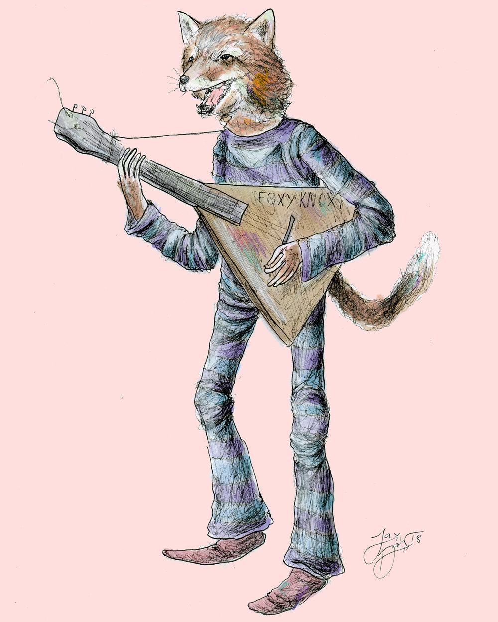 Foxy Knoxy