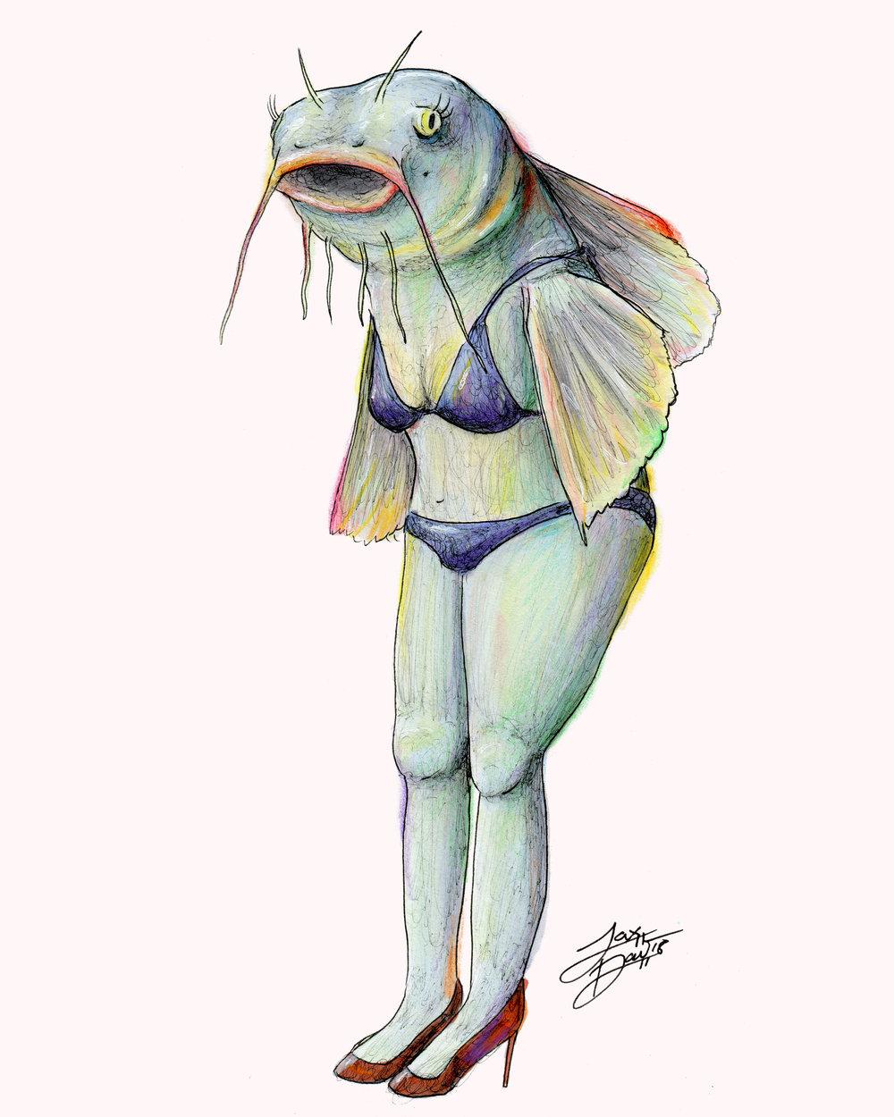 Frisky Fish