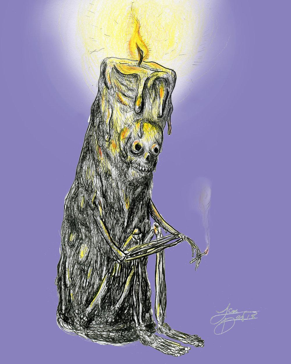 Candle Creep