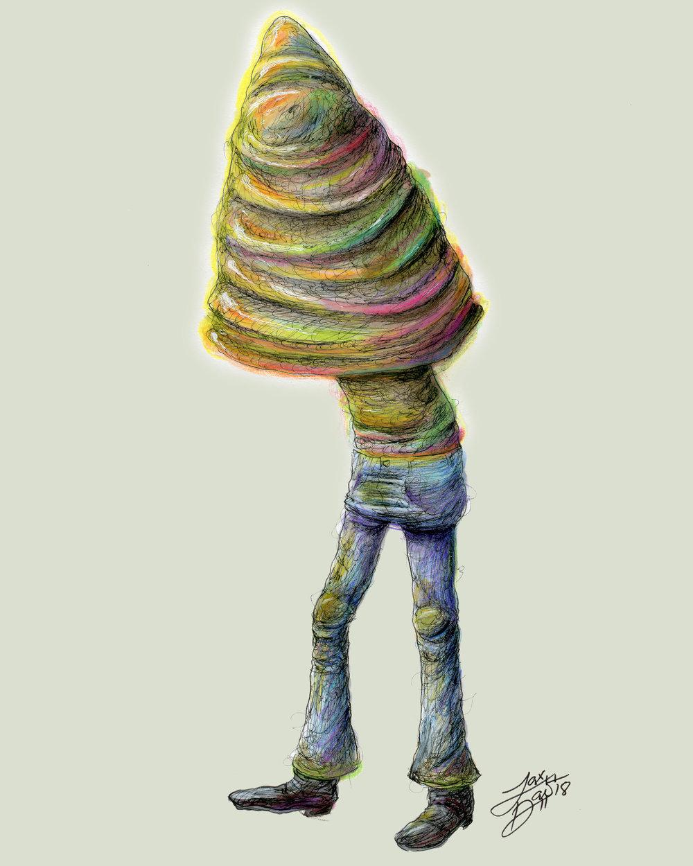 Mushroom Marty