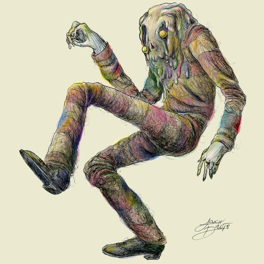 The Slimey Specter