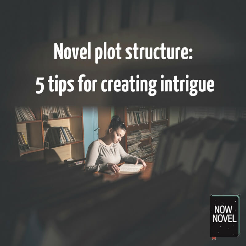 Creating a story plot