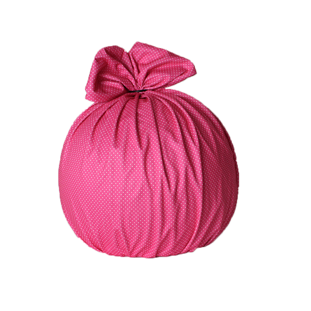 Bubble Gum - Custom Fit Shower Cap