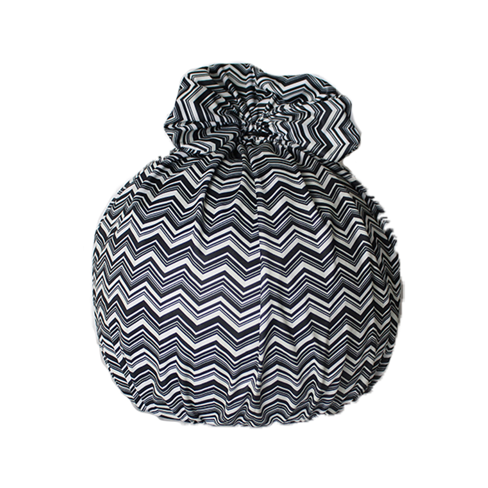 White Noise - Custom Fit Shower Cap