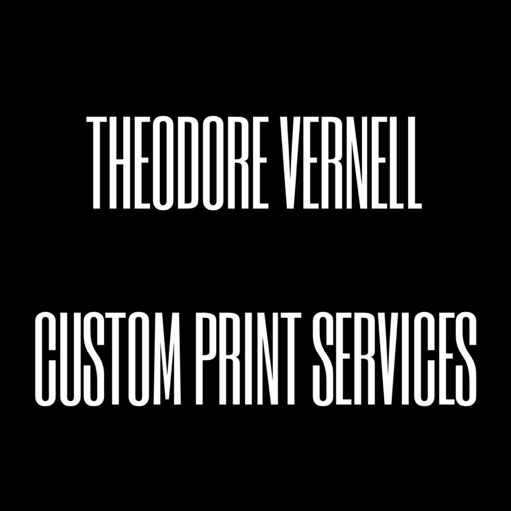 Print Services -