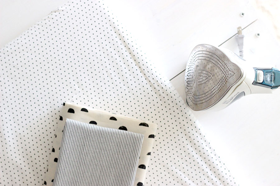 DIY Quilter's Ironing Board
