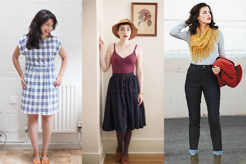 2017 Make Nine: A Handmade Wardrobe Project