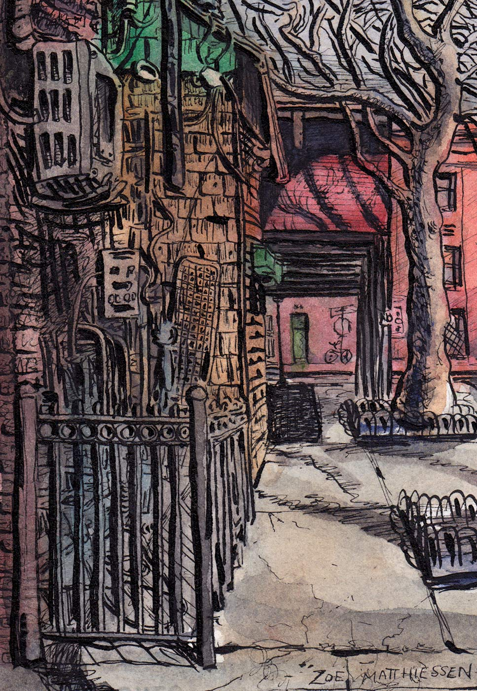 West Village Bagel Doodle