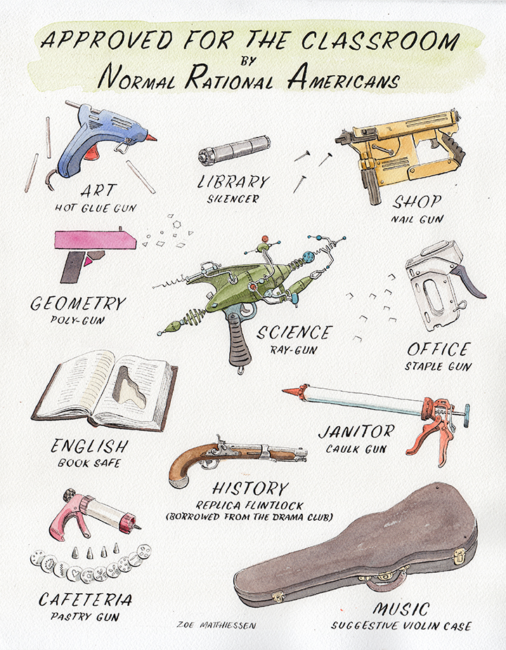 The Other NRA, ArtSpace NH (Auction)
