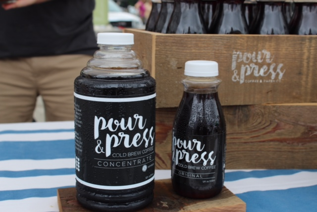 OKAY BUT HOW CUTE IS THIS COLD BREW ARE YOU KIDDING ME