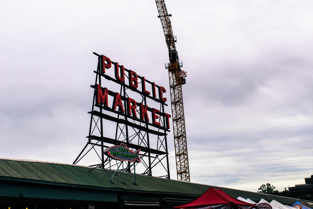 Seattle, Washington, 2016