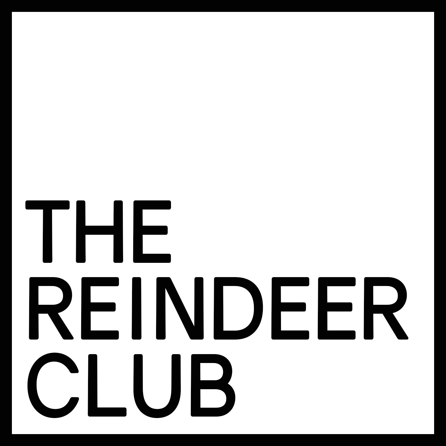 The Reindeer Club