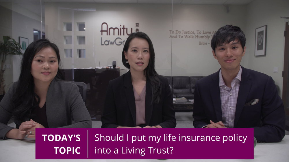 ask-amity-show-episode-12-life-insurance-policy-in-living-trust